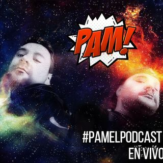 #PAMelpodcast en Vivo!!! 28-08-2021