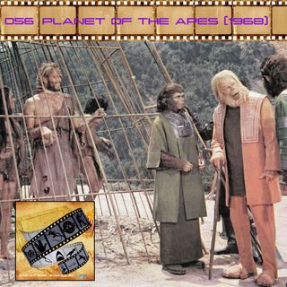 FF: 056: Planet of the Apes (1968)
