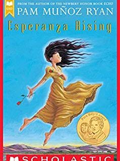 Episode 90 - Esperanza Rising by Pam Munoz Ryan