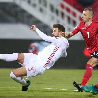 Sobre el partido Albania-España en octubre 2016