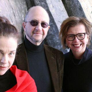 Jessika Gedin, Per Naroskin och Maja Aase