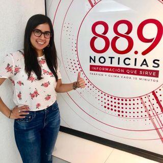 Natalia Rodríguez Pliego, Editora en Paralelo 21 (13 de Julio 2019)