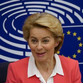 Nasce l'Europa di von der Leyen, la priorità è il clima