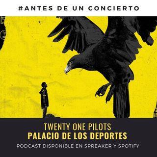 Twenty One Pilots en el Palacio de los Deportes