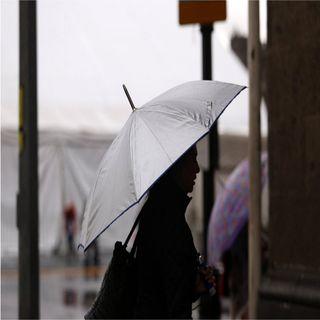 Seguirá lluvia en CDMX