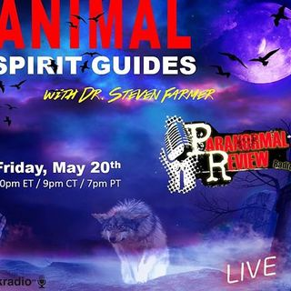 Animal Spirit Guides with Dr. Steven Farmer