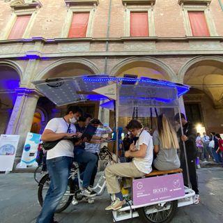 #Bologna La notte dei ricercatori - Society rinascimento: parte 1