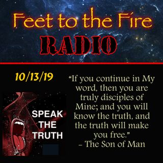 F2F Raio - 191013 - Speak The Truth