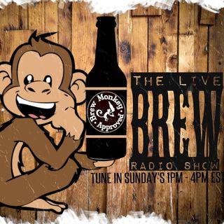 The Live Brew Radio Show Episode 4 2/14/16