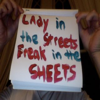Episode 40 Lady in the Streets, Freak in the Sheets