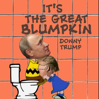 Episode IV: It's the Great Blumpkin Donny Trump