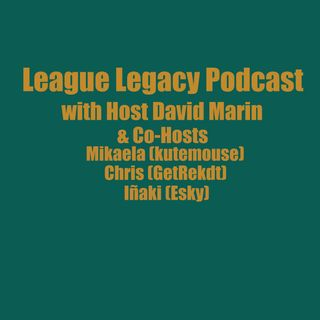 League Legacy Episode 2