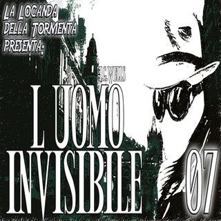 Audiolibro L'Uomo Invisibile - Capitolo 07 - H.G. Wells