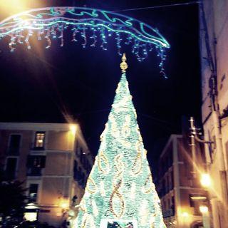 Vacanze alla radio Salerno le luminarie puntata 5 dicembre