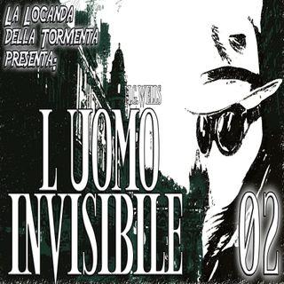 Audiolibro L'Uomo Invisibile - Capitolo 02 - H.G. Wells