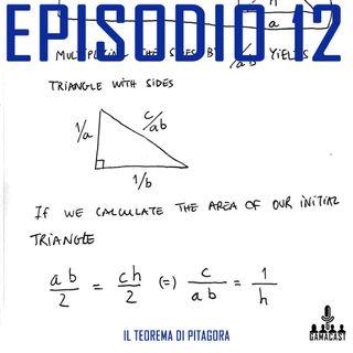 Episodio12 - Il teorema di Pitagora