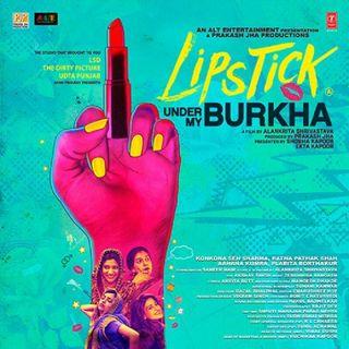 Episod 3 - Ulasan Filem Lipstick Under My Burkha
