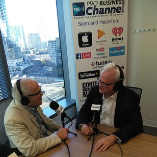 Larry Williams, President and CEO of Technology Association of Georgia Interviewed on Atlanta Tech Podcast