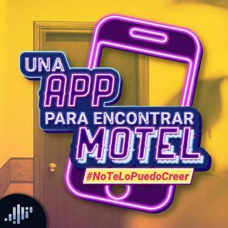 Una app para encontrar motel