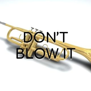 Don't Blow It - Morning Manna #2907