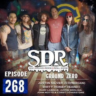 Dirty Honey & Justin Silver (Band & Comedian) - Ground Zero