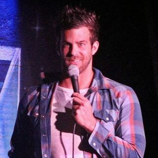 Comedian Todd Riley