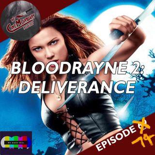 Bloodrayne 2: Deliverance (2007)