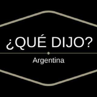 Qúe dijo Kicilloff sobre el acto de Cristina Kirchner en Arsenal