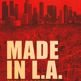 Made in LA Writers - Cody Sisco and Aryn Youngless on Big Blend Radio