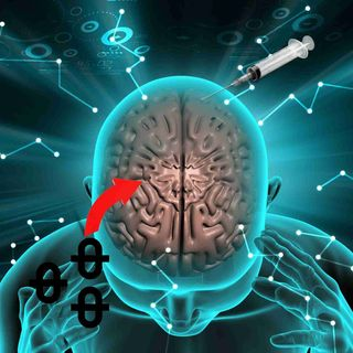 Injectable Swarm Brain Reading Nano Sensors! What Could Go Wrong? Is This of An Alien Nature?