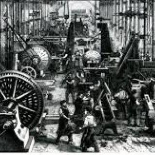 PodGeo - A 1° Revolução Industrial