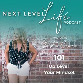 101 - Up Level Your Mindset