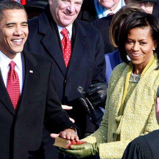 Barack Obama, Vereidigung zum US-Präsidenten (am 20.01.2009)