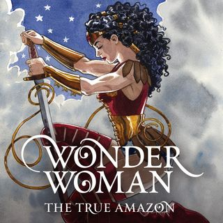 Source Material Live: Wonder Woman - The True Amazon