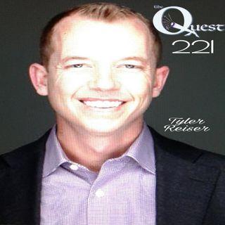 The Quest 221. Tyler Reiser's Veteran Advantage