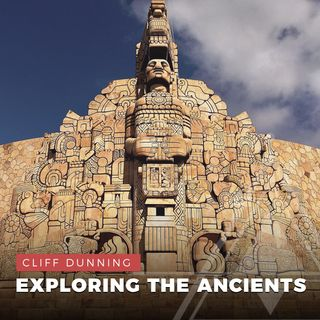 S02E18 - Cliff Dunning // Exploring the Ancients
