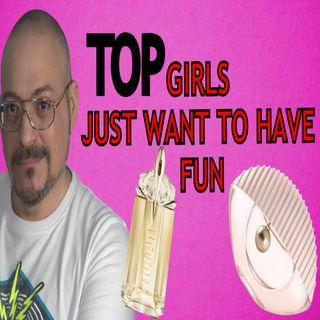 PERFUMES para GIRLS JUST WANT TO HAVE FUN