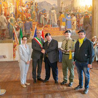 Vittorio Veneto-radio vacanze incontra il sindaco