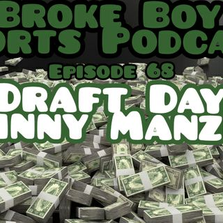 Broke Boy Sports Podcast Episode 68: Draft Day Johnny Manziel