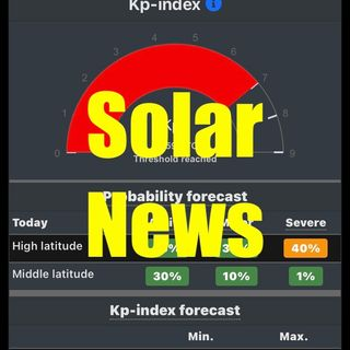 Geomagnetic Storm May 2021