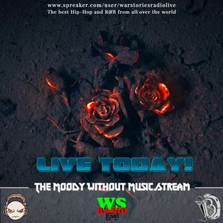 The Moody Without Music Stream EP 21 - War Stories Radio Live