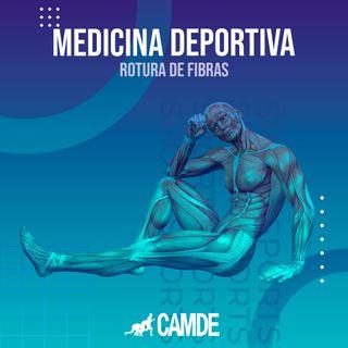 Roturas fibrilares musculares: tipos, clasificación y tratamiento