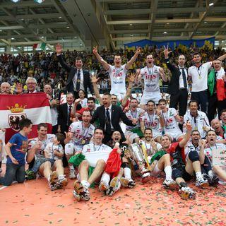 Da Radio Dolomiti: ultimi punti Finale Scudetto 2013 - Trento-Piacenza 3-2 a Trento