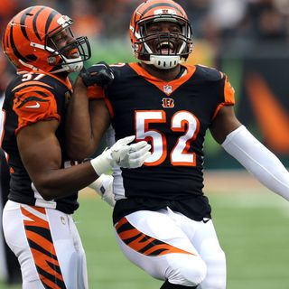 Cincinnati Bengals Weekly Show: Bengals-Bucs recap and AFC North news at the halfway point of the season