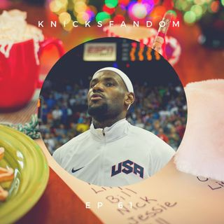 "EP 61: ""LeBron Faces Tampergate Scandal & It's a Knicksfandom Holiday Special!"""