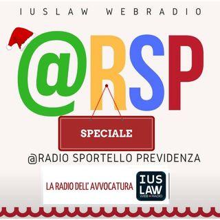 Speciale RadioSportelloPrevidenza 23/12/2016
