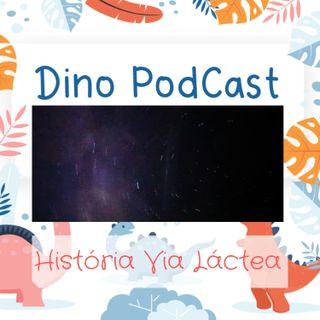 História da Via Láctea