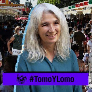Belén Gopegui y la Feria del Libro más esperada (TOMO Y LOMO - CARNE CRUDA #925)