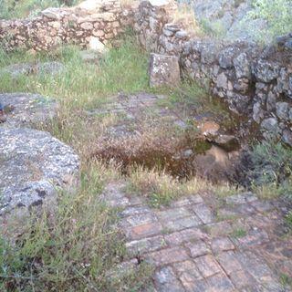 El Molino del Convento: Arroyo del Convento o de los Frailes.