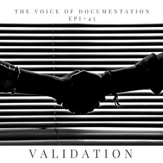 Validation (EPI #45)